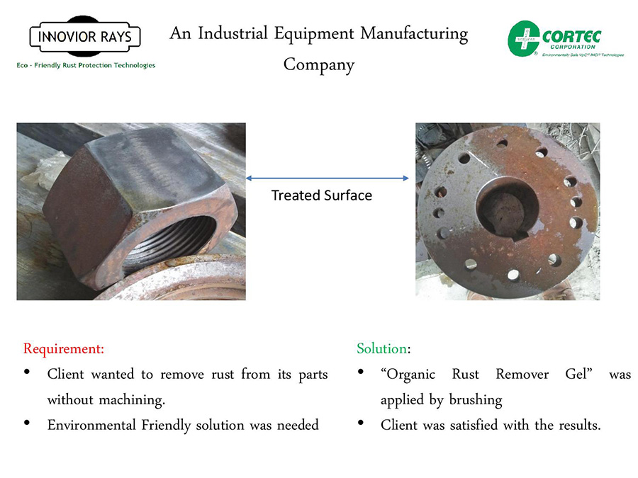 http://www.innoviorrays.com/An Industrial Equipment Manufacturing Company
