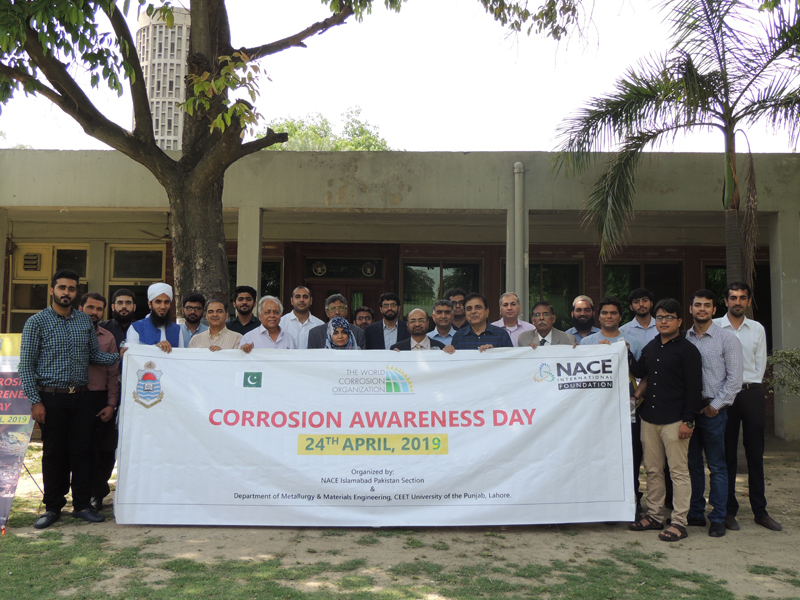 Corrosion Awareness Day 2019