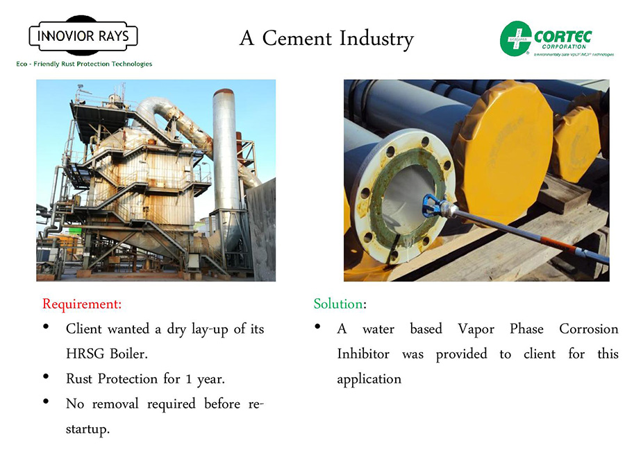 http://www.innoviorrays.com/A Cement Industry